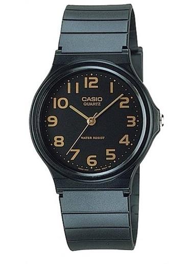 Casio Casio Mq-24-1B2Ldf  Çelik Kayış  Kadran Su Geçirmez Erkek Analog Kol Saati Siyah